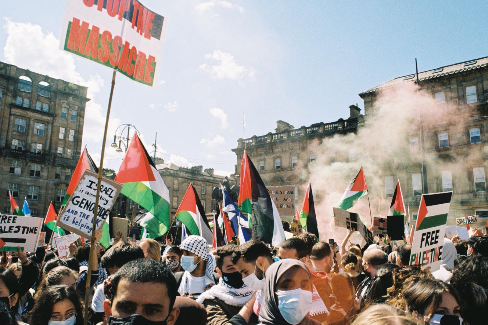 Statement on Palestine